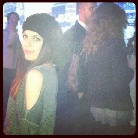 Hair of New York - opening party of MFW by Testanera
