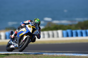 Phillip Island, FIM Superbike World Championship 2013 a Phillip Island, BMW Motorrad GoldBet SBK Team