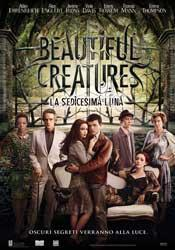 Recensione film Beautiful Creatures Sedicesima Luna