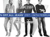 Denim promotion River Island: 20%off! selection.