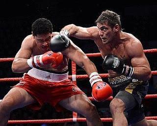 Boxe world series of boxing dolce gabbana italia - Allenamento pugilato a casa ...