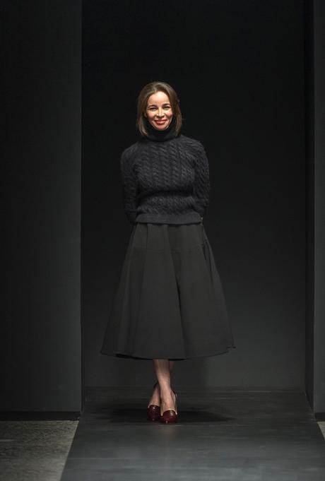 milano women s fashion week f w 13 14 il rigore elegante