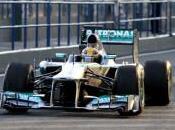 Hamilton Mercedes pronta vincere