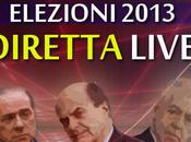 Elezioni 2013: diretta LIVE