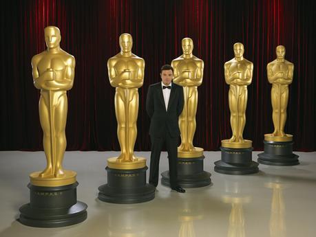 Stasera in tv: La notte degli Oscar 2013 in diretta su Sky