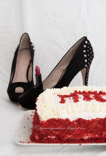 Torta Red Velvet Ricetta Bimby è Sexy Torta Red Velvet