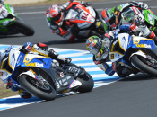 Superbike, Phillip Island: Motorrad GoldBet Team inizia 2013 podio