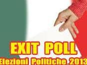 Exit poll 2013, primi risultati elezioni Senato Camera: dirette