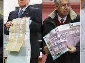 Proiezione Senato, primi risultati reali elezioni 2013: ribaltone, Grillo primo