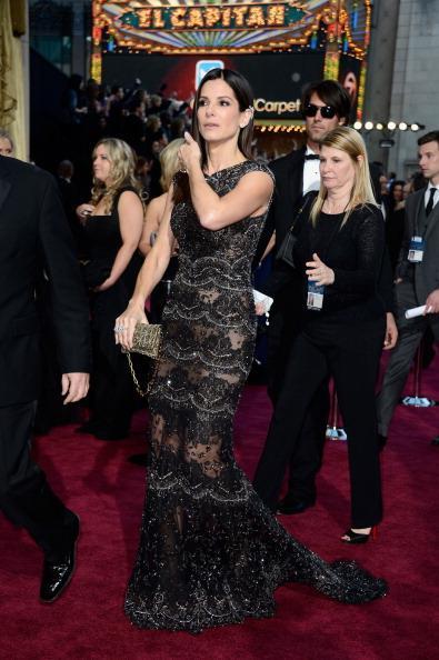 I look più sensuali sfoggiati dalle star per la notte degli Oscar 2013
