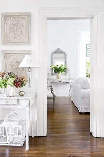 Una bellissima casa tutta bianca in inghilterra paperblog for Nuovi piani casa in inghilterra