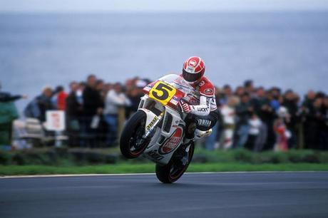 Kevin Magee, Lucky Strike Roberts-Yamaha YZR500