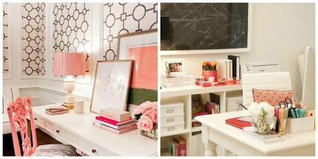 Interior design e idee per un piccolo ufficio paperblog for Interior design ufficio