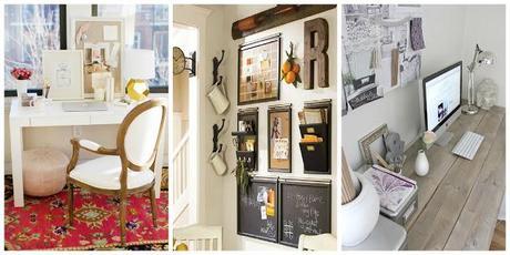 Interior design e idee per un piccolo ufficio paperblog - Arredare ufficio idee ...