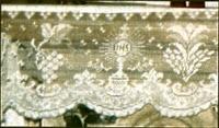 Schemi per il filet: Bordo per altare