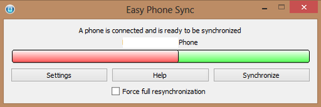 Easy phone sync trasferire i contatti da iphone a galaxy s3