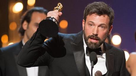Ben Affleck, Argo è il Miglior Film