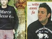 Marco Mengoni tutto ciccia brufoli: chili manzo