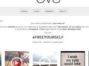 #freeyourself campagna PE13