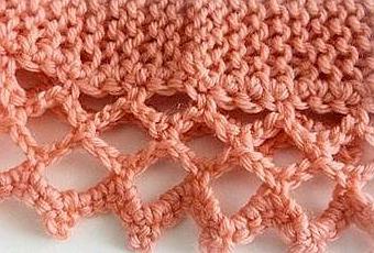 Mantellina Della Nonna Ai Ferri Finita Paperblog