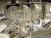 scorte argento COMEX hanno raggiunto massimi