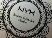 NYX: Bronzer&Blusher; Combo