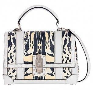 Just came back from Milan Fashion Week! Roberto Cavalli new bags trends