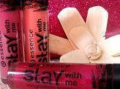 ESSENCE stay with longlasting lipgloss