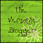 Premi - The Versatile Blogger Award e The Versatile Blogger