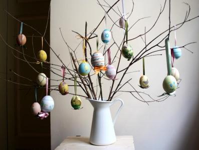 Uova decorate con fantasia per la pasqua paperblog - Uova decorate per bambini ...