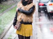 Outfit: Yellow snow