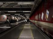 Stoccolma: arte Tunnelbana