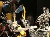 Robot Musica Conferenza UniPa