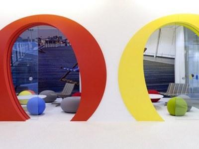 Google l interior design degli uffici di londra paperblog for Uffici di design
