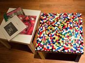 Campagna contro l'abbandono lego: tavolino artisign explosion