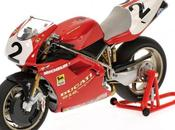 Ducati Superbike Carl Fogarty (1994) Minichamps 1/12
