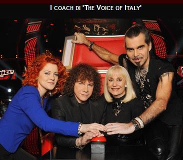 Questa sera The Voice – La voce