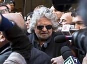 """Beppe Grillo alla stampa: """"vogliamo 100% Parlamento"""""""