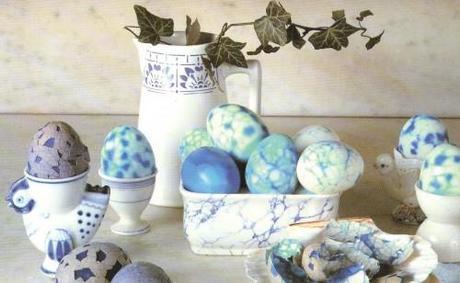 Decorare le uova pasquali con fantasia prima parte - Decorare frigorifero ...
