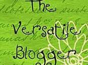Versatile Blogger Award! Woow!