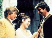 George Lucas rivela Harrison Ford, Carrie Fisher Mark Hamill hanno firmato Star Wars