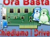 Chiediamo Tutti insieme driver Linux