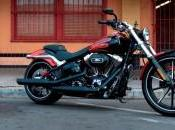 gamma Harley-Davidson 2013 arrichisce Softail Breakout Dyna Street Special Edition