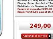 Samsung Galaxy Mini offerta 249€!