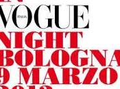 Beauty Vogue Night Bologna NOVE sinergie moda, arte design