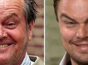 Spettacolare imitazione Leonardo DiCaprio danni Jack Nicholson