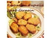 Escoffier: Epigrammi agnello Saint-Germain