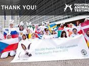 L'Europa ufficialmente cruelty-free Stop test cosmetici sugli animali