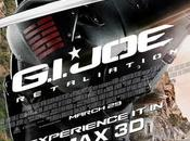 mitico Snake Eyes protagonista nuovo poster IMAX G.I. Joe: Vendetta