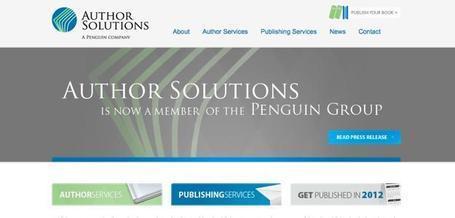 Pubblica il tuo libro in America con Author Solutions | Come Pubblicare un Libro | Scoop.it